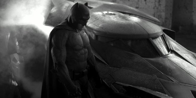 Ben Affleck in Batman v Superman: Dawn of Justice