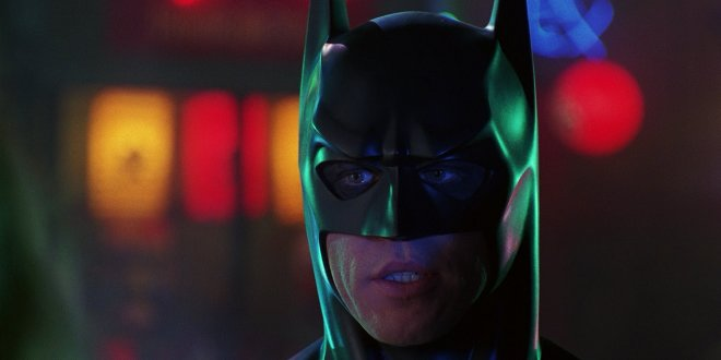 Val Kilmer in Batman Forever