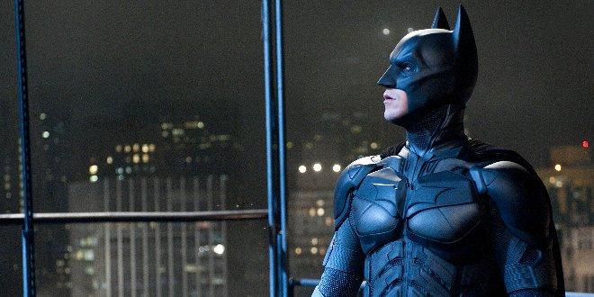 Christian Bale als Batman in The Dark Knight