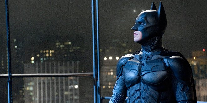 Christian Bale als Batman in The Dark Knight