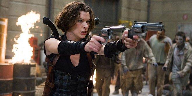 Alice (Milla Jovovich) in Resident Evil: Afterlife