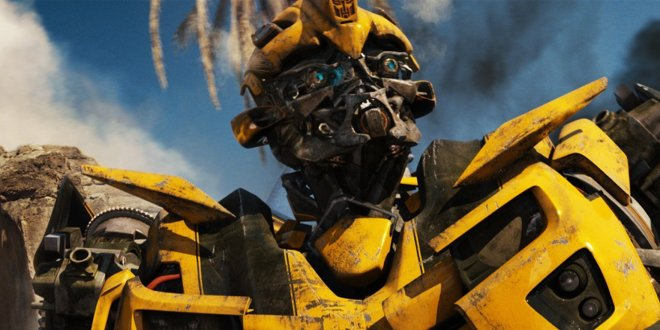 Bumblebee in Transformers: Die Rache