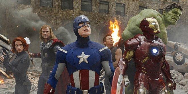 Marvels The Avengers