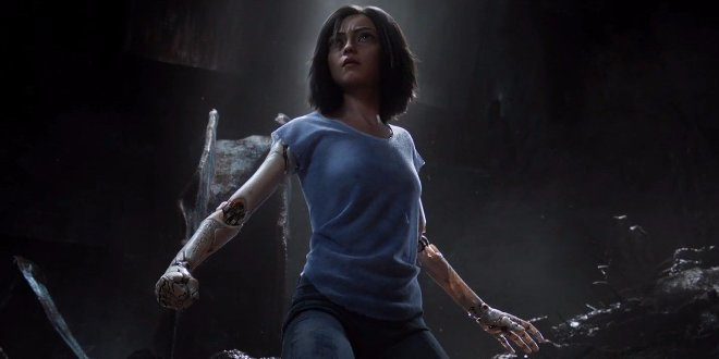 Alita: Battle Angel - Offizieller Trailer 1