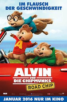 Alvin und die Chipmunks 4: Road Chip