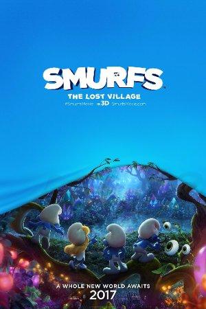 Die Schlümpfe - Das verlorene Dorf