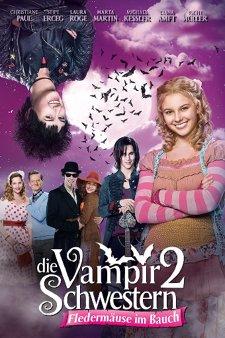 Die Vampirschwestern 2 - Fledermäuse im Bauch