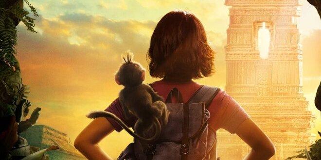 Dora und die goldene Stadt - OFFIZIELLER TRAILER 2