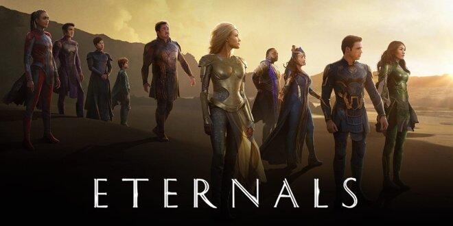 The Eternals (2021)