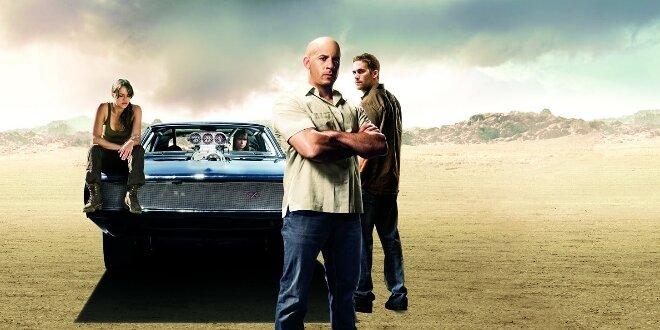Fast & Furious - Neues Modell. Originalteile. (2009)