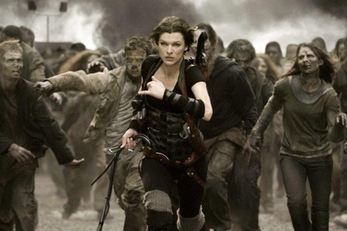 Resident Evil (2002 - 2016)