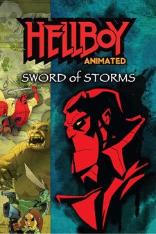 Hellboy Animated - Schwert der Stürme