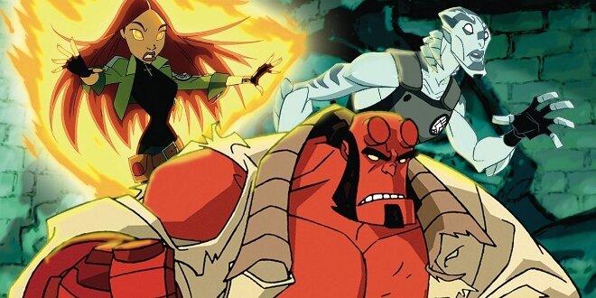 Hellboy Animated - Schwert der Stürme (2006)