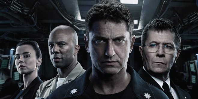 Hunter Killer - Trailer Cutdown
