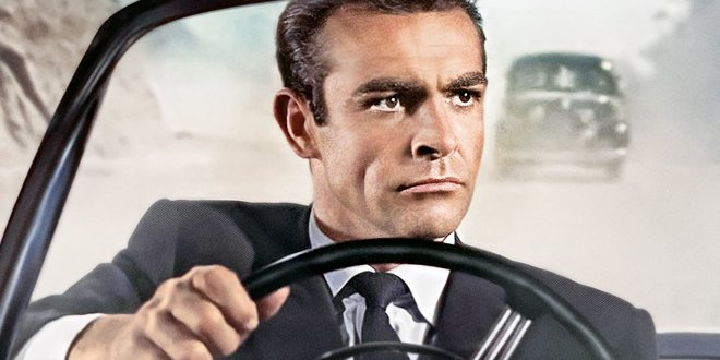 James Bond jagt Dr. No (1962)