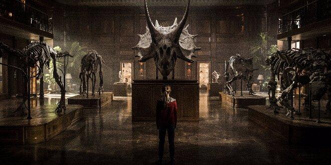Jurassic World: Das gefallene Königreich - Trailer Teaser