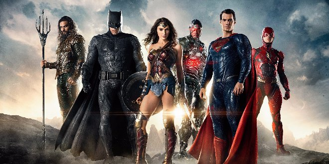 Justice League - Trailer #3