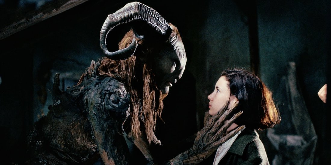 Pans Labyrinth - Official Trailer
