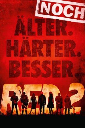 R.E.D. 2 - Noch Älter. Härter. Besser.