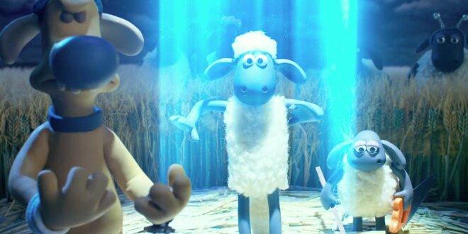 Shaun das Schaf - Der Film - Ufo-Alarm - Trailer 2