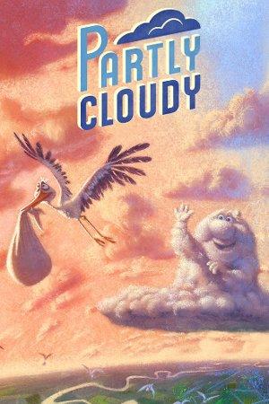 Teilweise wolkig