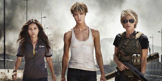 Terminator: Dark Fate - Offizieller Trailer