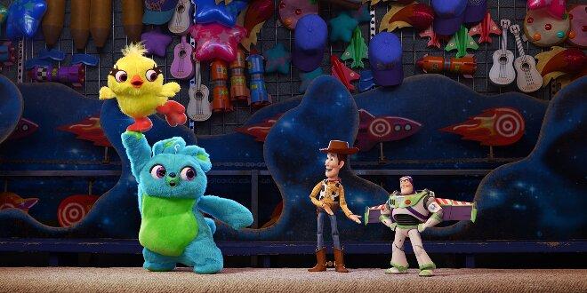 A Toy Story: Alles hört auf kein Kommando - Teaser Trailer