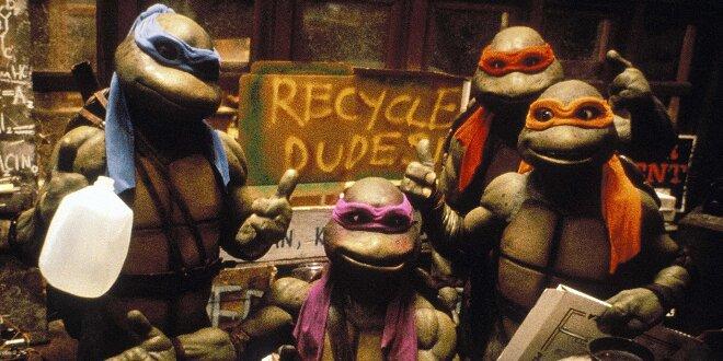 Turtles II - Das Geheimnis des Ooze (1991)