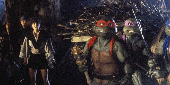 Turtles III