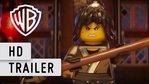 The LEGO Ninjago Movie Trailer #2
