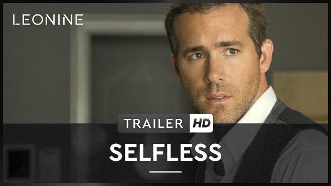 Selfless Trailer Deutsch