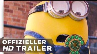 Minions - Auf der Suche nach dem Mini-Boss - Offizieller Trailer