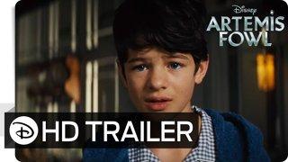 Artemis Fowl - Offizieller Trailer