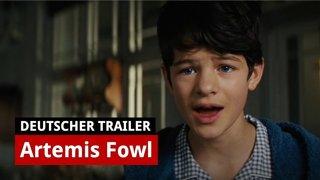 Artemis Fowl - Trailer