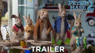 Peter Hase 2 – Ein Hase macht sich vom Acker - Trailer F