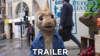 Peter Hase 2 – Ein Hase macht sich vom Acker - Trailer J