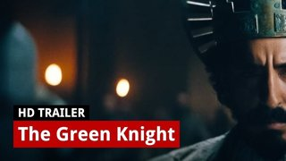 The Green Knight - Trailer