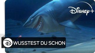 Findet Nemo - FINDET NEMO - Wusstest du schon?