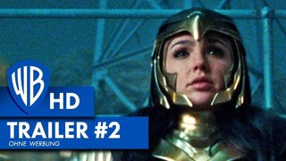 Wonder Woman 1984 - Offizieller Trailer #2