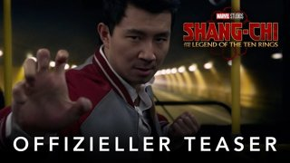 Shang-Chi and the Legend of the Ten Rings - Offizieller Teaser