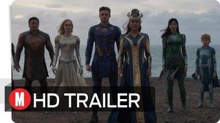 The Eternals - Marvel Studios' Eternals I Offizieller Trailer I Marvel HD