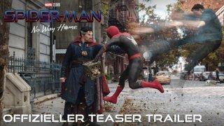 Spider-Man: No Way Home - Teaser-Trailer