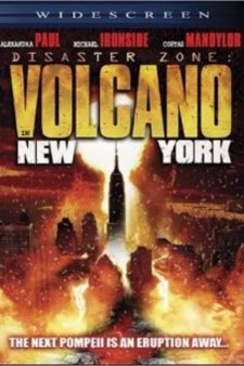 Vulkanausbruch in New York