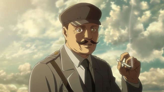 Attack on Titan 03x20 - That Day