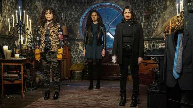 Charmed 03x07 - Episode 7