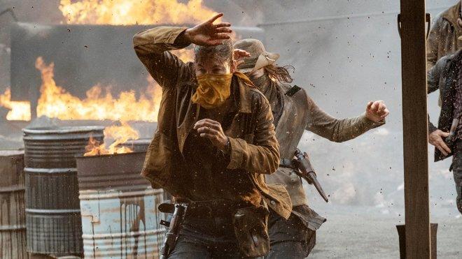 Fear the Walking Dead 06x06 - Begrabe sie neben Jaspers Bein