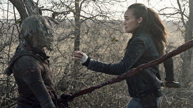 Fear the Walking Dead 05x03 - Der San Antonio Spaltschuss