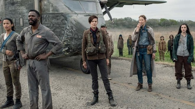 Fear the Walking Dead 05x08 - Is Anybody Out There?