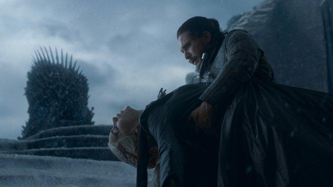 Game of Thrones 08x06 - Der Eiserne Thron
