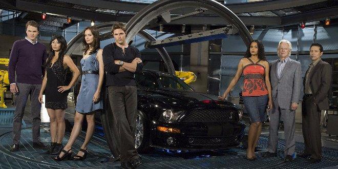 Knight Rider 2008 Episodenguide